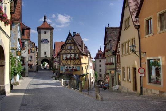 شهرهای اروپایی که ناشناخته ماندهاند