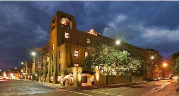 بازدید از هتل اشباح در آمریکا