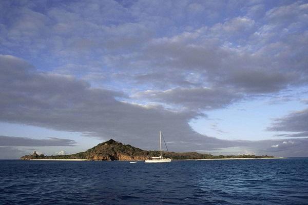 جزیره های شخصی ریچارد برانسون