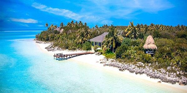 جزیره های شخصی دیوید کاپرفیلد