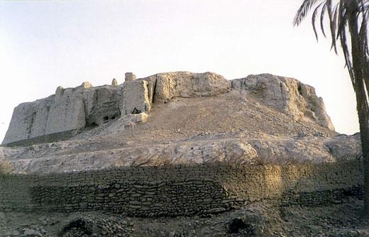 قلعه قصر قند