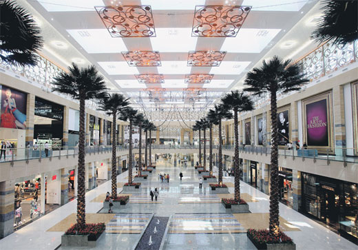 مراکز خرید در دبی