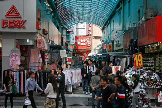 مراکز خرید در چین