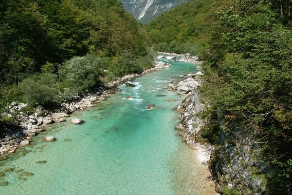 سوچا زیباترین رودخانه جهان