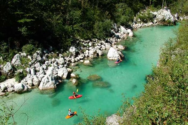 سوچا زیباترین رودخانه در جهان