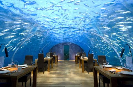 هتل کنراد مالدیو، مالدیو