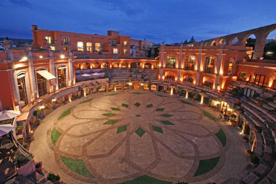 هتل کوئینتا، مکزیکو