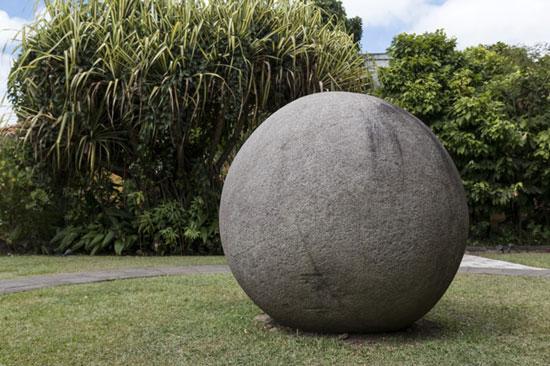 سنگ های اسرارآمیز کاستاریکا