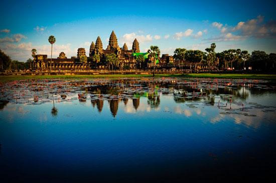 آنگکور وات، کامبوج