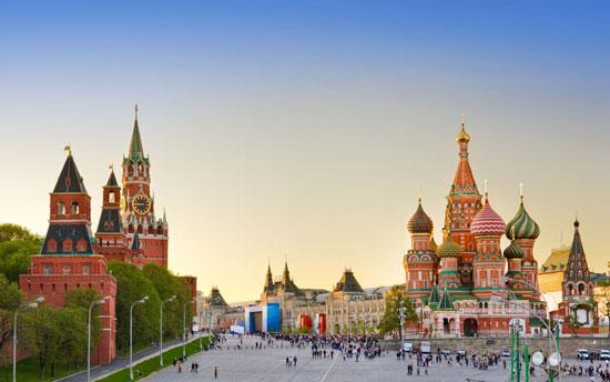 عجایب هفتگانه در روسیه