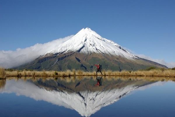 کوه تاراناکی، نیوزلند