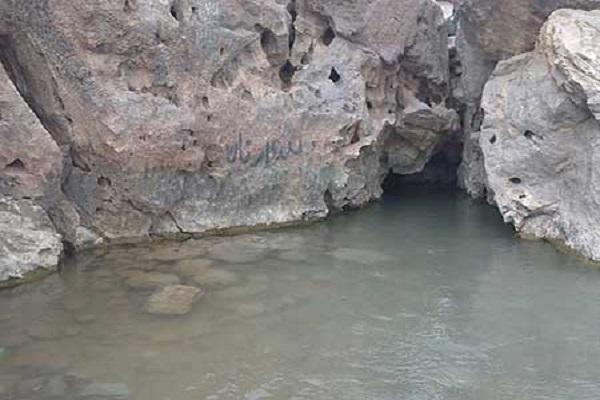 بیشترین میزان آب دهی چشمه غربال بیز ۱۲۷۰ لیتر در ثانیه است