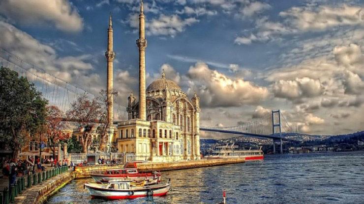 تجربه های هیجان انگیز در ترکیه