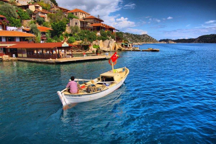 ۱۰ تجربه ی هیجان انگیز در ترکیه
