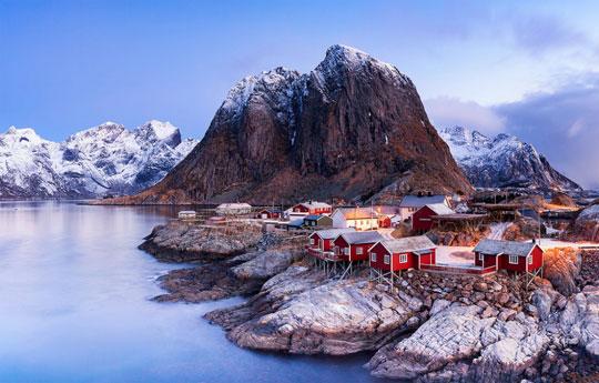 روستاهای رویایی و دیدنی