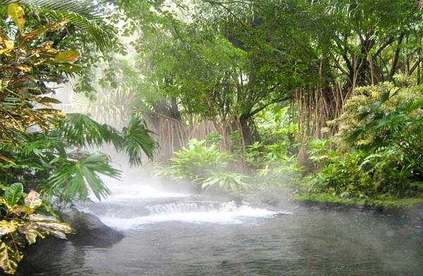 آبگرمهای آرنال، کاستاریکا