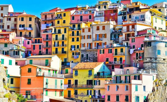 Cinque Terre، ایتالیا