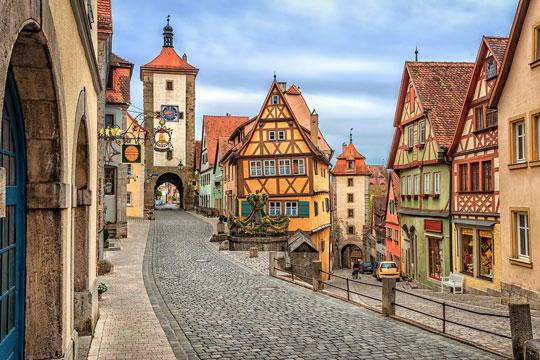 رتنبورگ (Rothenburg)، آلمان