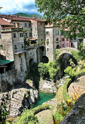 بانیونه (Bagnone)، ایتالیا