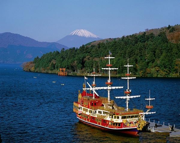 دریاچه Ashi