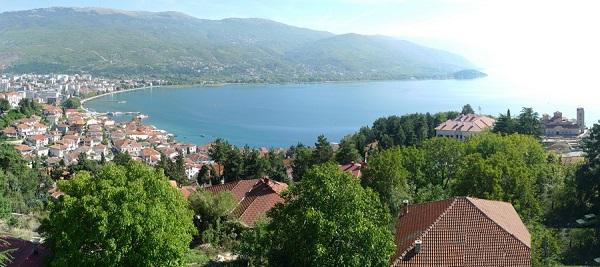 دریاچه Ohrid