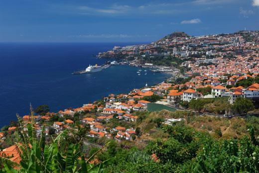 جزیره گرمسیری پرتغال، جزیره محبوب ثروتمندان