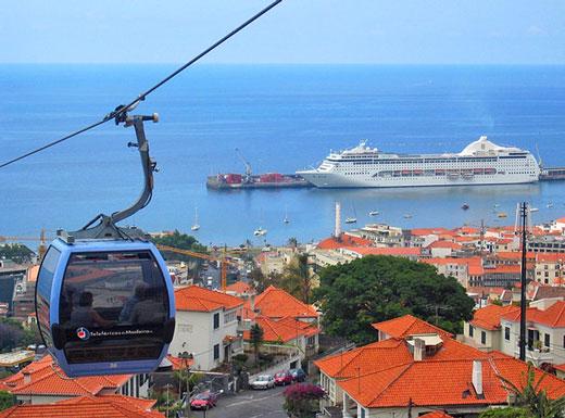 جزیره گرمسیری پرتغال، محبوب ثروتمندان