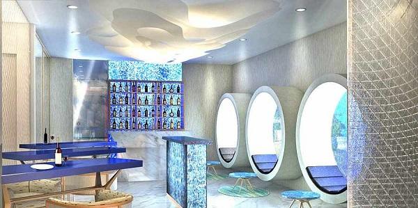 ستوران زیرآب جدیدی در مالدیو افتتاح می شود