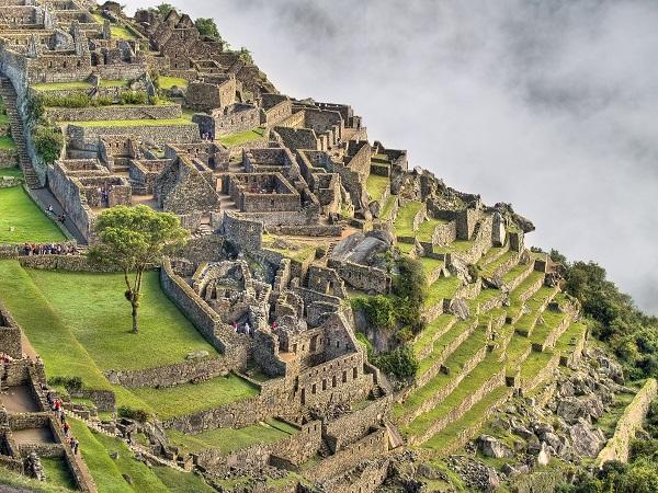 شهری گمشده در تاریخ ، ماچوپیچو