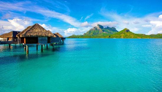 جزیره بورا بورا - پُلی نِزی فرانسه