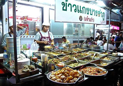 بهترین رستورانهای خیابانی جهان