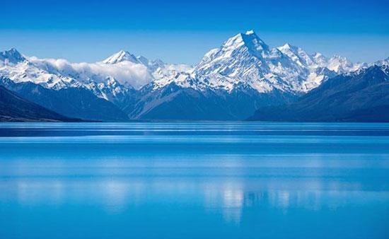 دریاچه آبی