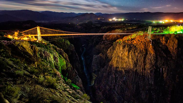 ترسناک ترین پل های جهان