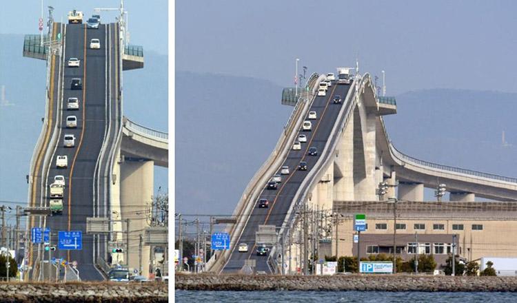 ترسناک ترین پل ها در جهان