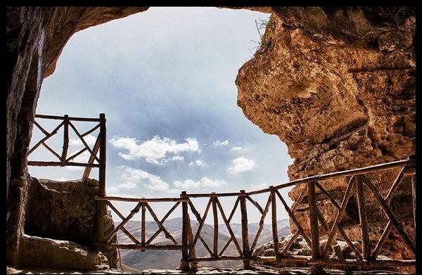غار کرفتو