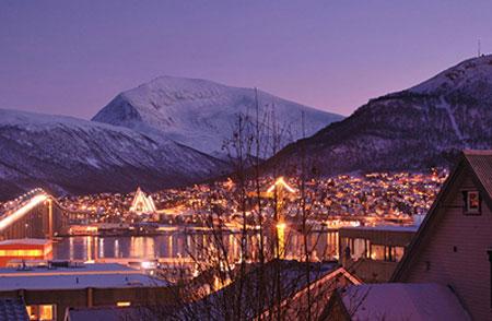 ترس از تاریکی: شهر ترومسو، نروژ