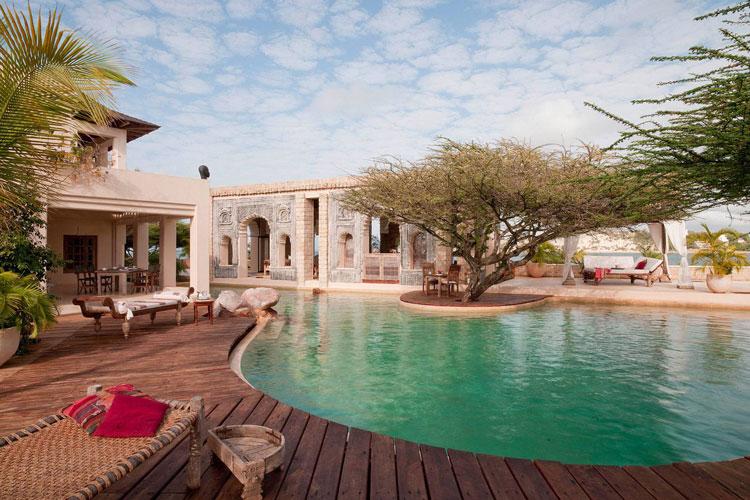 مجلس (The Majlis)، جزیره ماندا (Manda Island)، کنیا