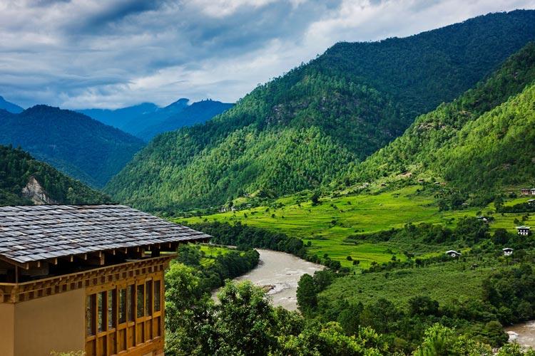 اوما بای کومو پوناخا (Uma by COMO Punakha)، بوتان