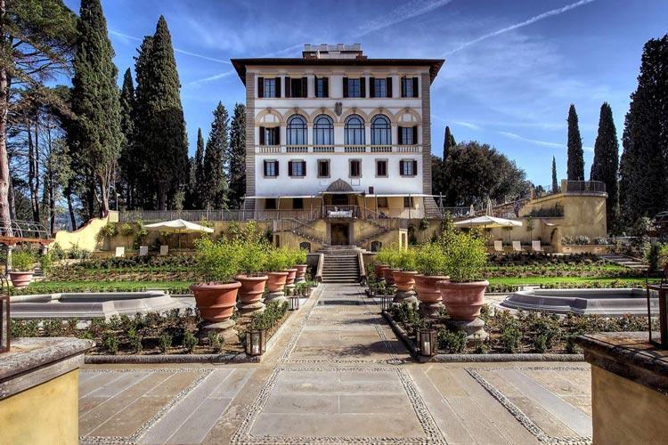 سالویاتینو (Il Salviatino)، فلورانس، ایتالیا