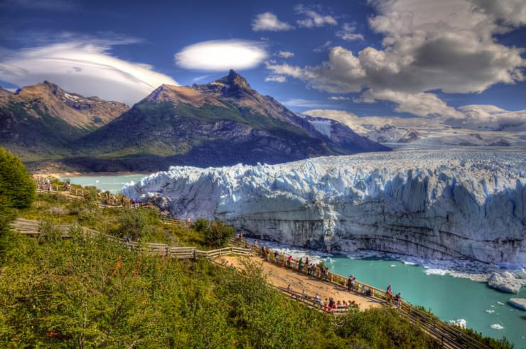 پریتو مورنو (Perito Moreno)، آرژانتین