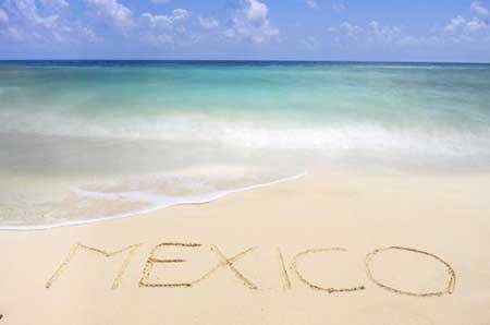 پلایا دل کارمن، مکزیک