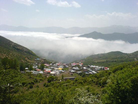 سرسبزترین ییلاقات شمال ایران