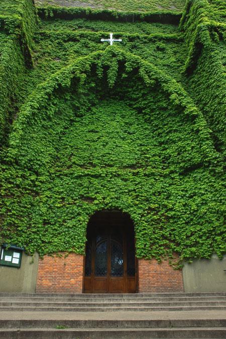 کلیسای سبز در بونس آیرس، آرژانتین