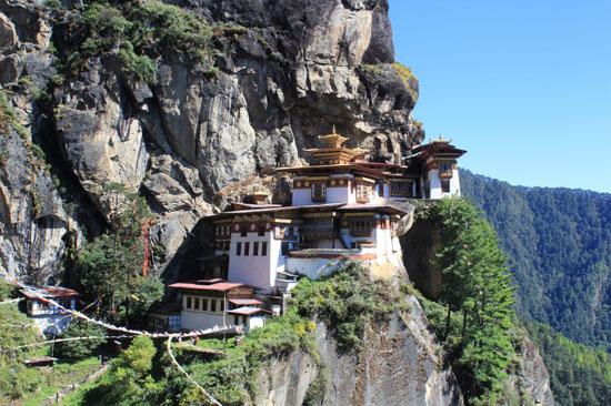 پارو تاکشانگ در پارو، بوتان