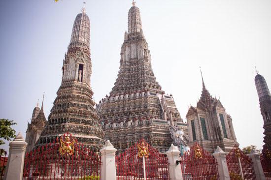 معبد وات آرون، بانکوک، تایلند