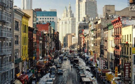 محله چینی ها، نیویورک