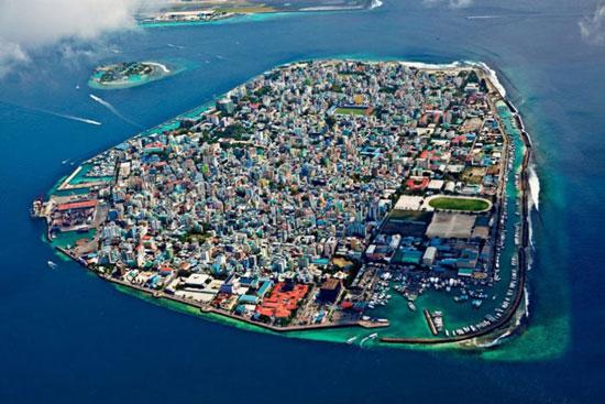 مال، پایتخت مالدیو