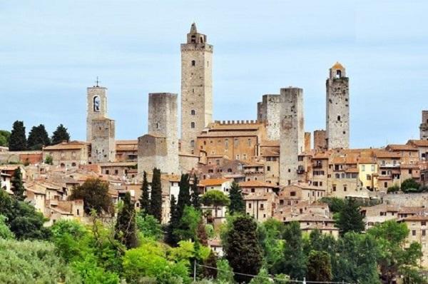 سن جیمینیانو (San Gimignano)