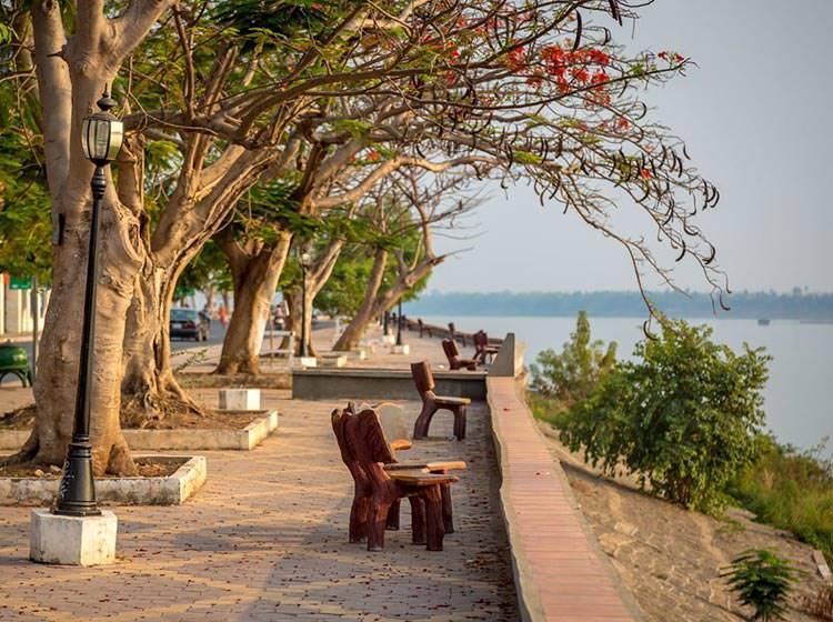 شهر کراتی (Kratie)، کمبوجیه