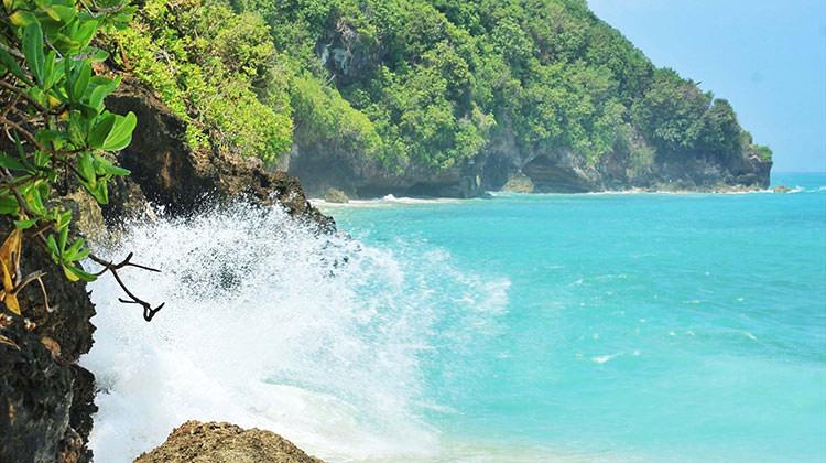 ساحل گرین بول (Green Bowl)، بالی